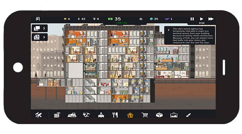 Project Highrise android