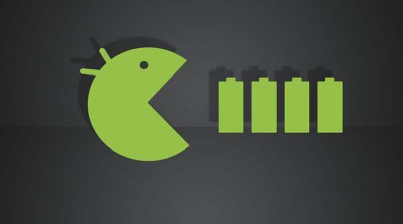 android memakan baterai