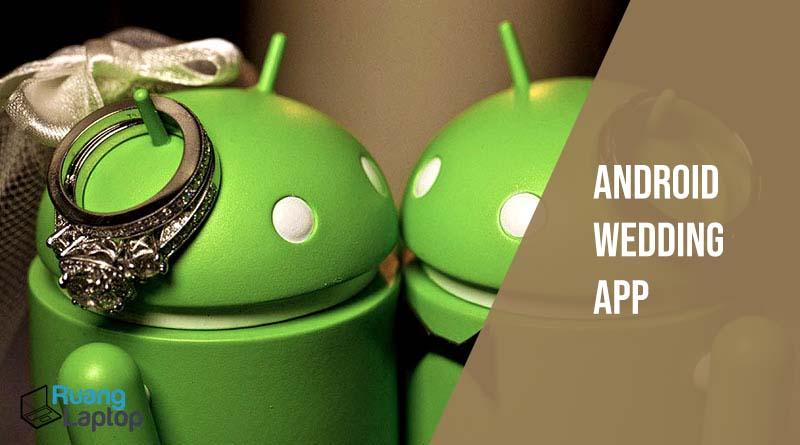 Aplikasi wedding android