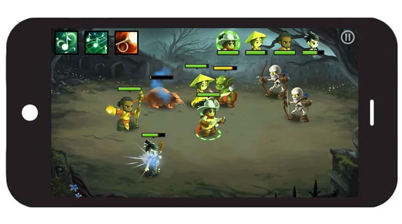 Battleheart 2 android