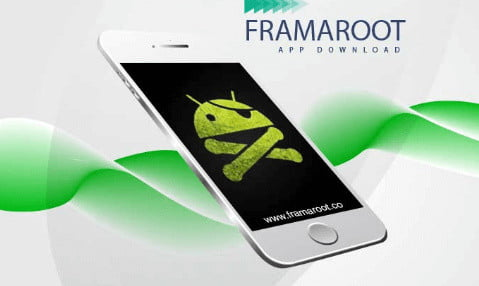 aplikasi framaroot