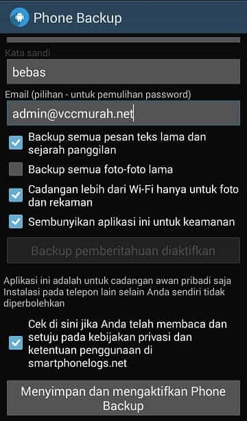 phone backup smartphonelogs 2