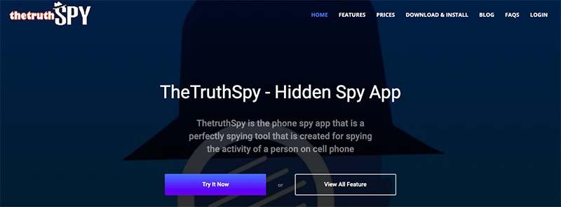 thetruthspy homepage