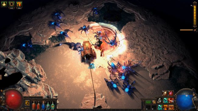 path of exile PC game