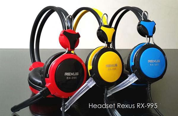 Rexus RX-995 headset gaming murah