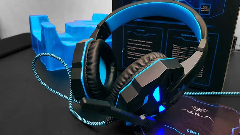AULA LB01 headset gaming murah