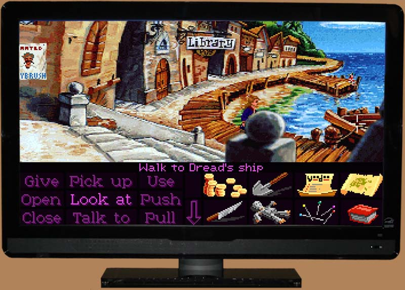Monkey Island 2 - LeChuck's Revenge pc