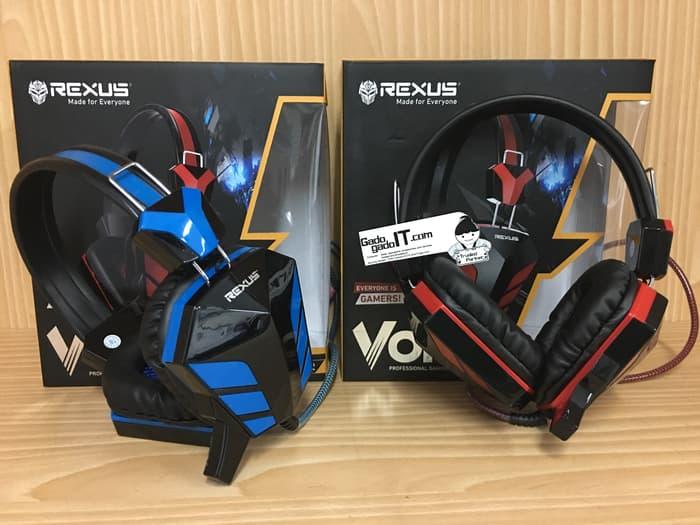 Rexus Vonix F22 headset gaming murah