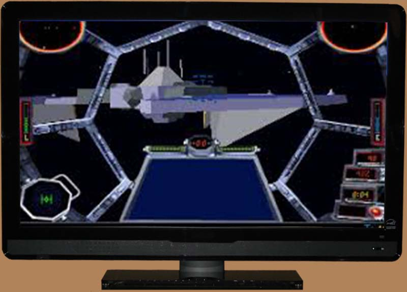Star Wars- TIE Fighter pc