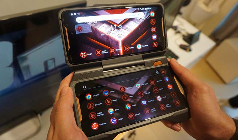 Asus ROG Phone Twin Screen