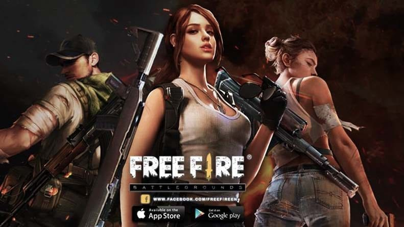 Garena Free Fire - battle royale alternatif PUBG