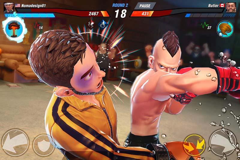 Boxing Star - game isneg penghilang bosan
