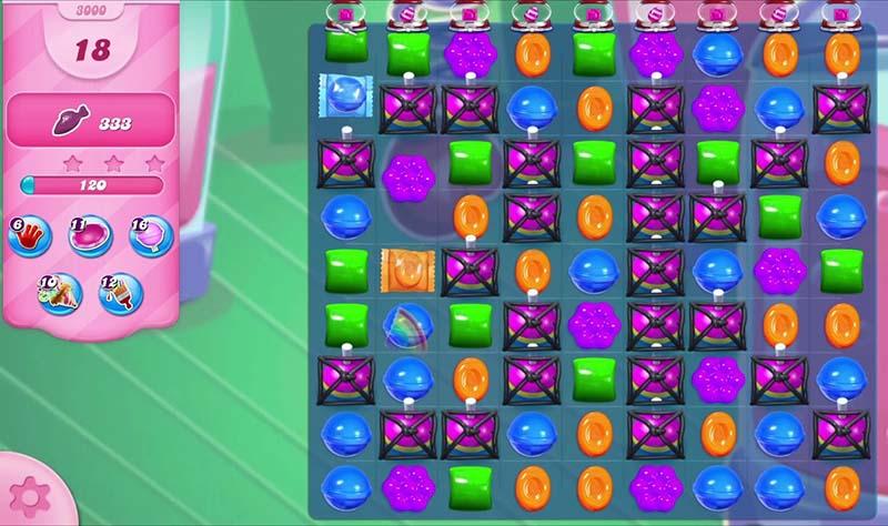Candy Crush Saga - game iseng penghilang bosan