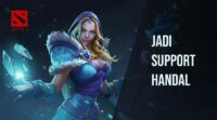 Jadi Support Handal DOTA 2