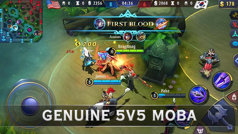 Mobile Legends - Bang Bang - game iseng penghilang bosan