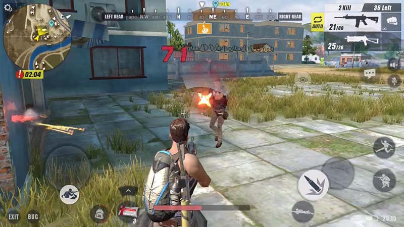 Rules Of Survival - alternatif pubg