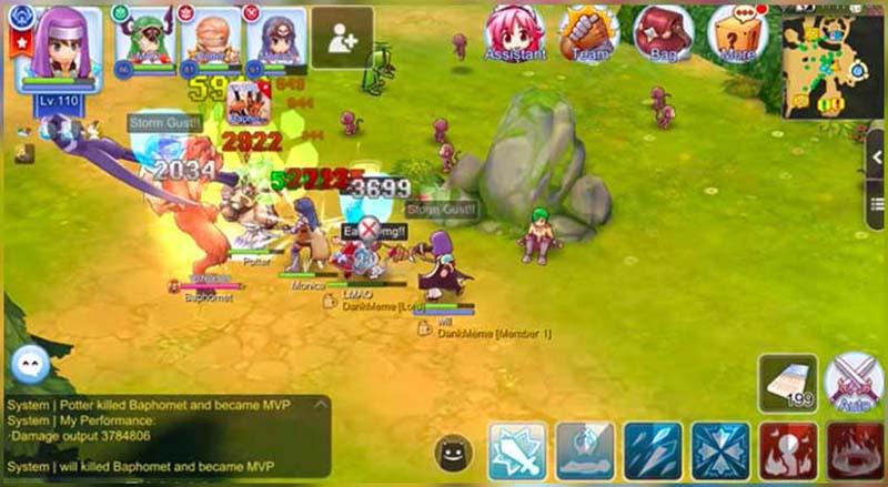 Ragnarok M - Eternal Love - game iseng penghilang bosan