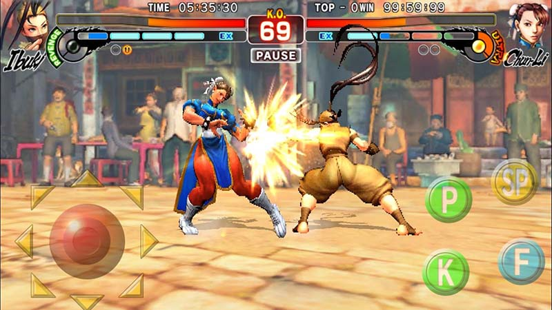 Street Fighting 4 android