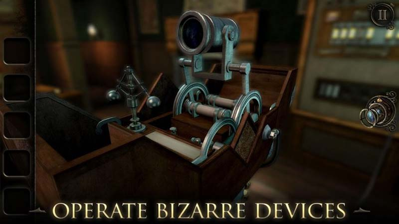 The Room Three - Operate bizzare devices