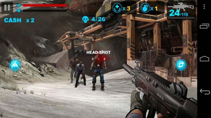 Zombie Frontier FPS