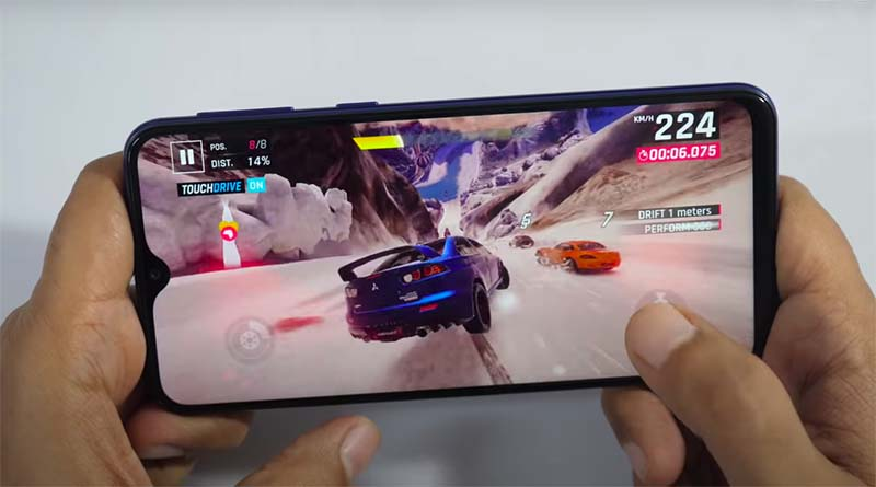 galaxy m20 gaming