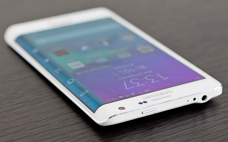 samsung galaxy note edge putih