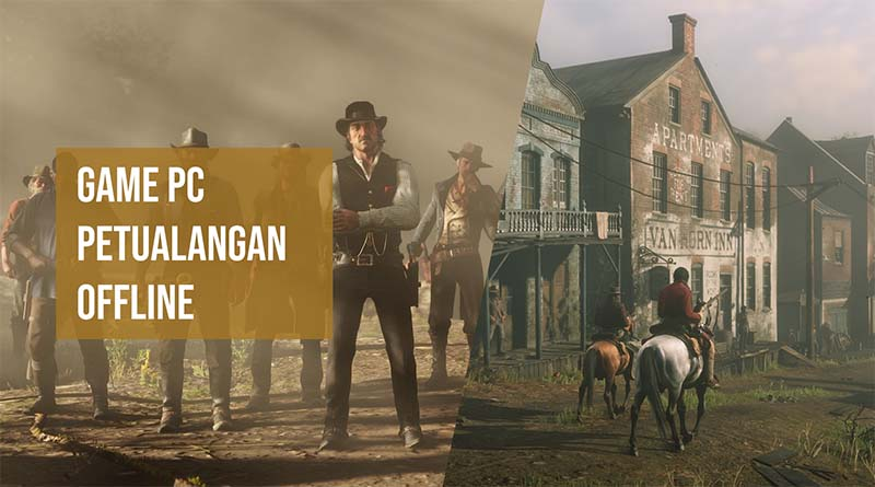 Game pc petualangan offline