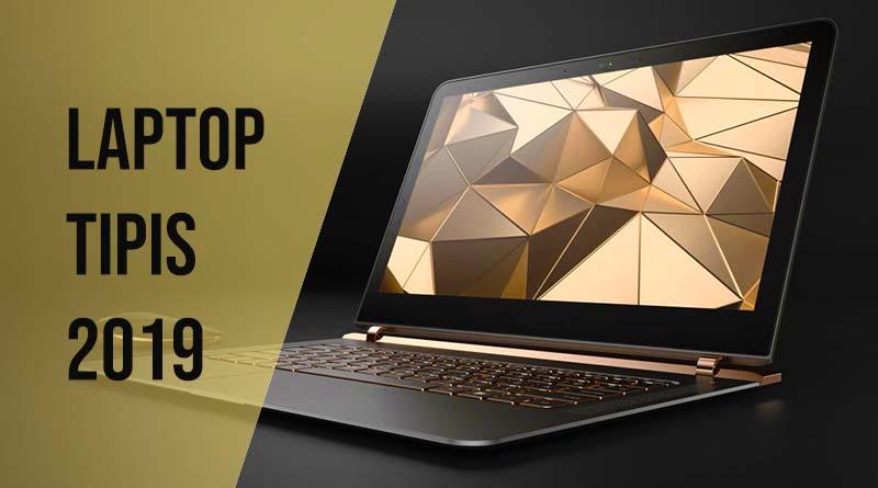 Laptop tipis dan ringan terbaik 2019