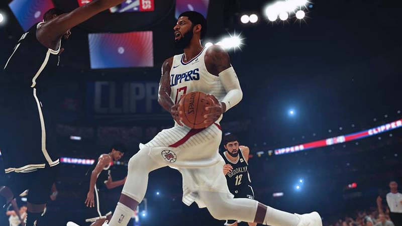 NBA 2k20 Paul George