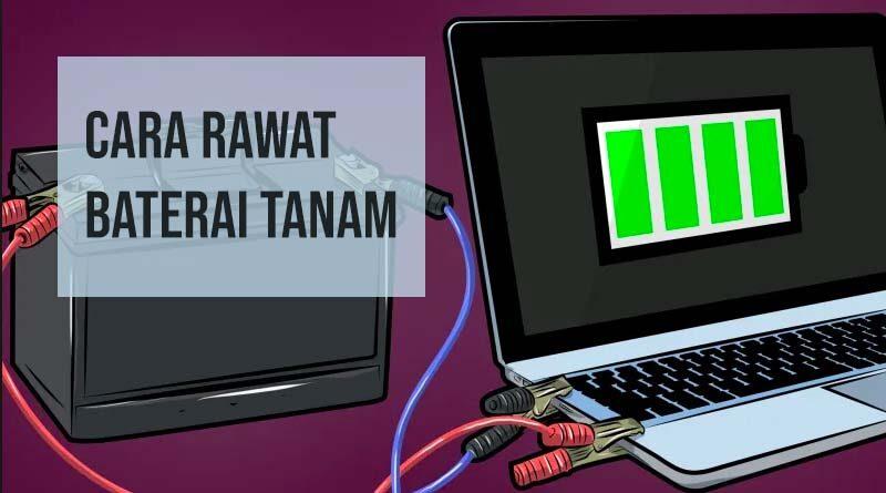 4 Cara Mudah Merawat Laptop Dengan Baterai Tanam Ruanglaptop
