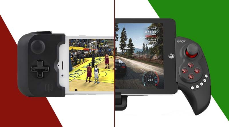 gamepad smartphone