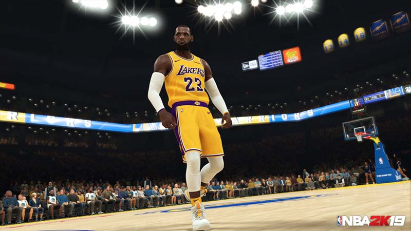 nba 2k19 lebron james