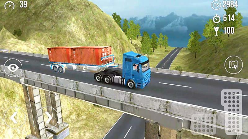 Big truck android game