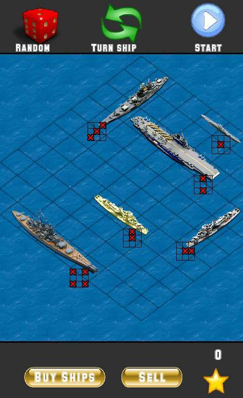 great fleet battles game android
