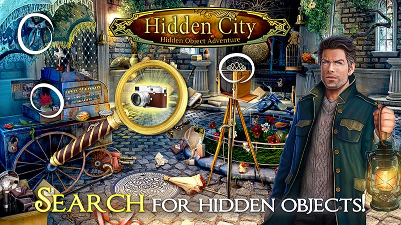 Hidden City - Hidden Object Adventure