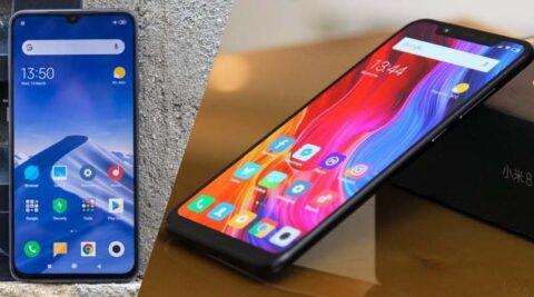 Xiaomi Mi 9 vs Xiaomi Mi 8