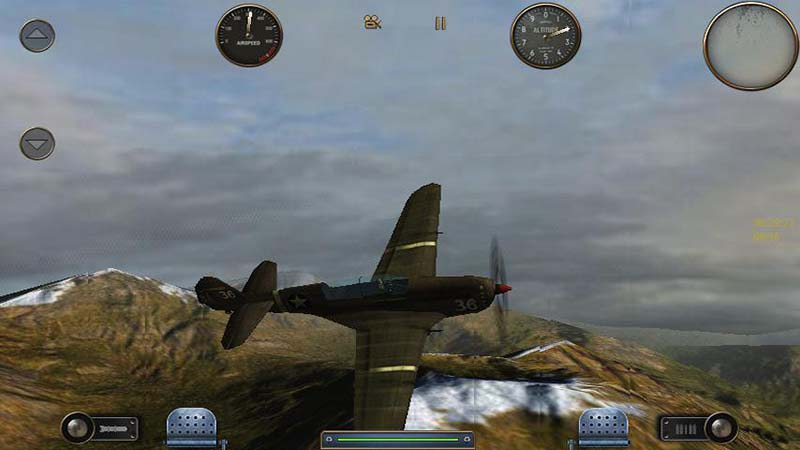 skies of glory android game