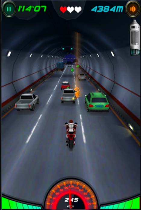 asphalt moto android game