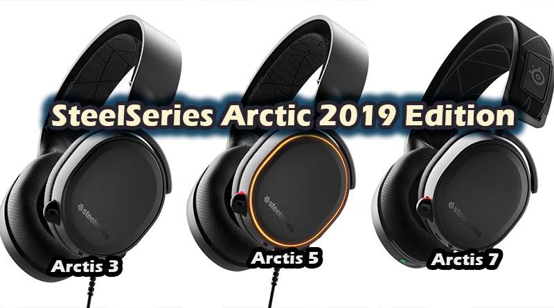SteelSeries Arctis 2019 Edition