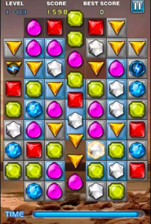 jewels star android game