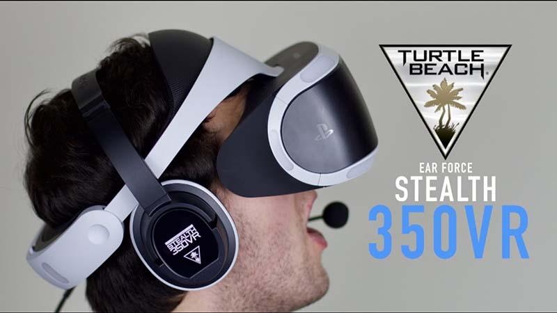 Turtle Beach 350 Stealth VR