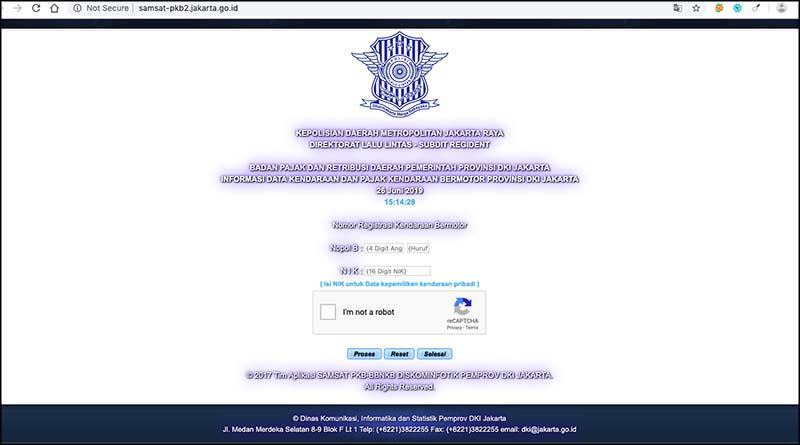 e-samsat DKI Jakarta