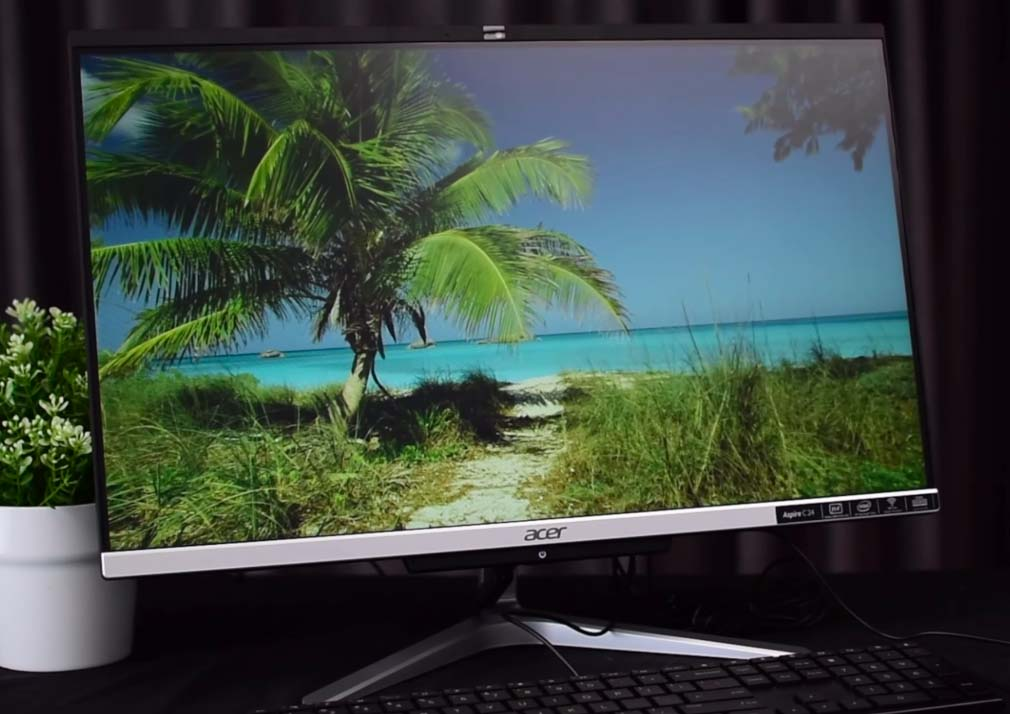 Acer Aspire C24-865 All-in-One Computer copy