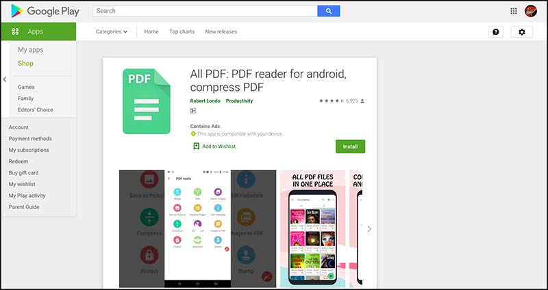 All PDF Reader