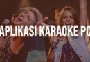 Aplikasi Karaoke PC