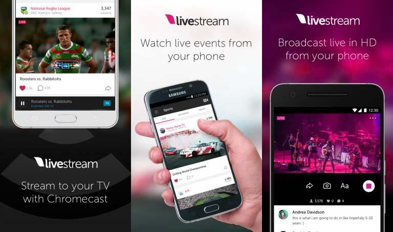 Livestream tv online