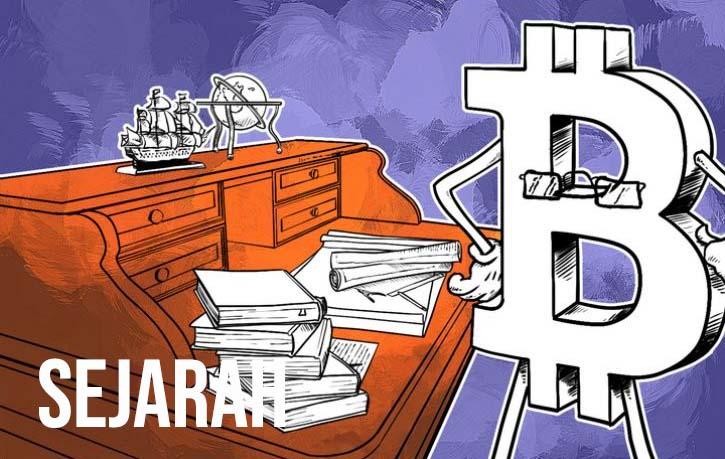 Sejarah mata uang digital