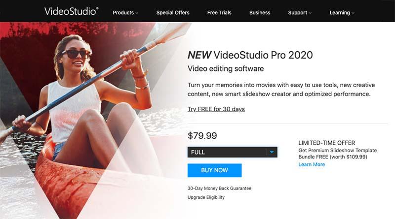 Video Studio Pro 2020