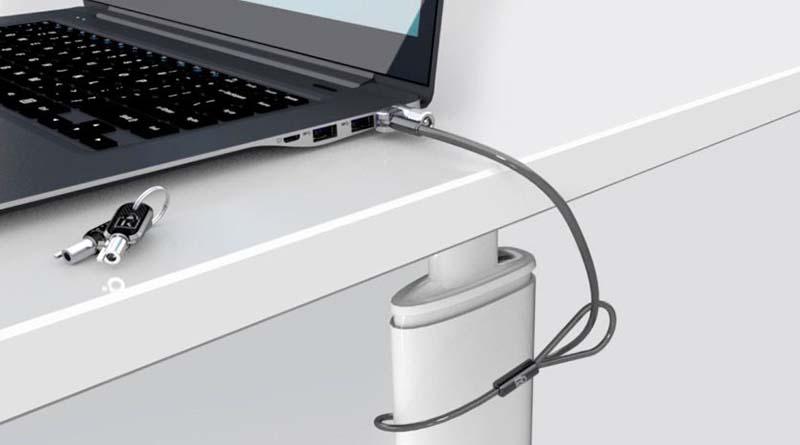 Pengamanan berlebih laptop