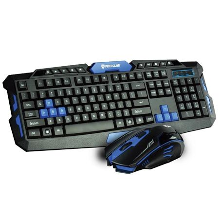 keyboard gaming murah Rexus Warfraction VR2